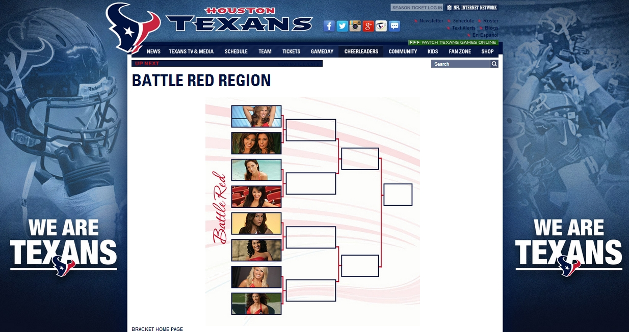 a59e6723 Vote Amanda- Houston Texans Cheerleader - Xceptional DJs and Photo ...