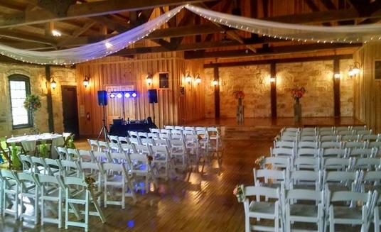 Pecan Springs Category Wedding Dj