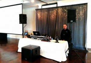 Anniversary DJ for 50th