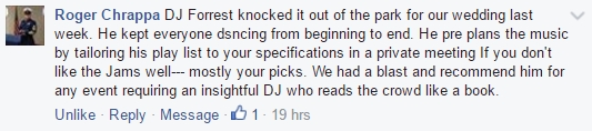 DJ Forrest review