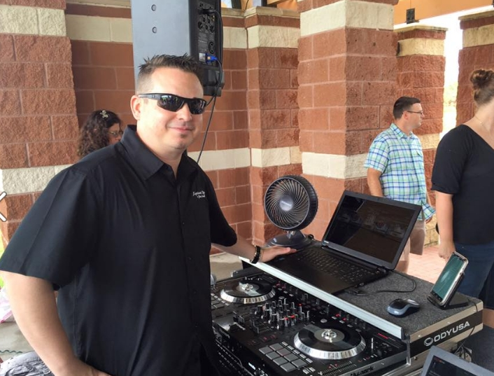 DJ Forrest with The Pathway Church