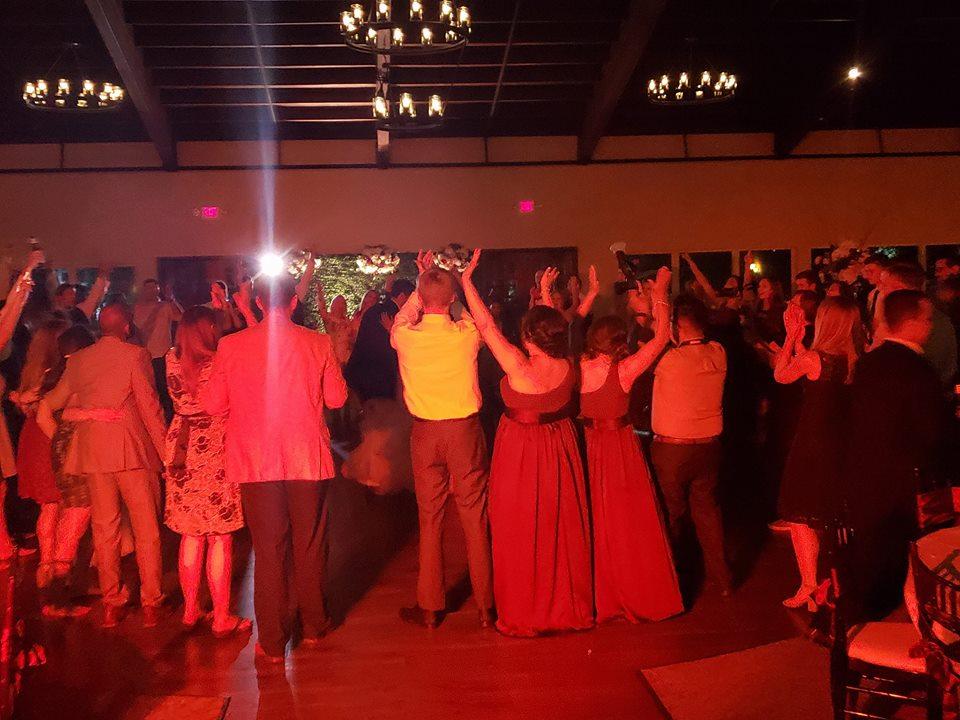 Wedding DJ for John and Katelyn at Briscoe Manor: 6-8-18