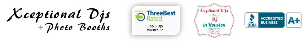 Houston DJs | Best Wedding DJ | Company Party and School Disc Jockeys