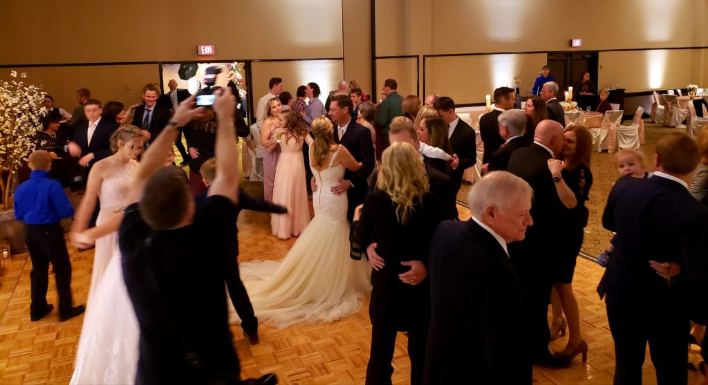 Dj Photobooth And Uplighting At San Luis In Galveston For Wedding